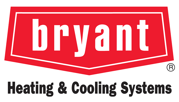 Bryant Heating & Cooling Systems Sign is shown.